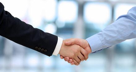 Provisionsempfänger: Verkäufer